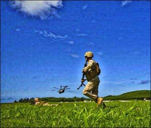 New Bern NC Military Defense