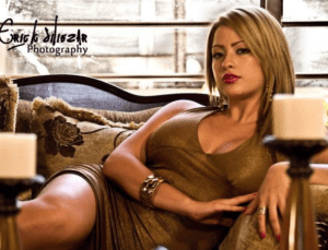 Ada Mitchell Guzmán Sigüenza - Not the Housekeeper