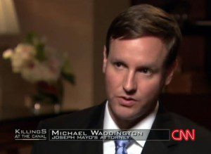 Michael Waddington Court Martial Attorney