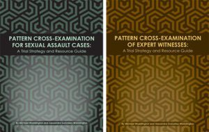 pattern cross examination for sexual assault